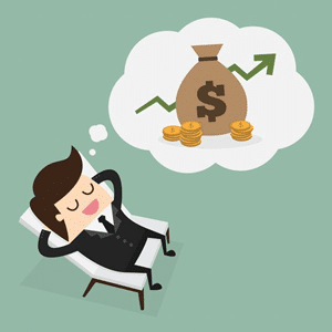 Pénz honlappal - munka nélkül